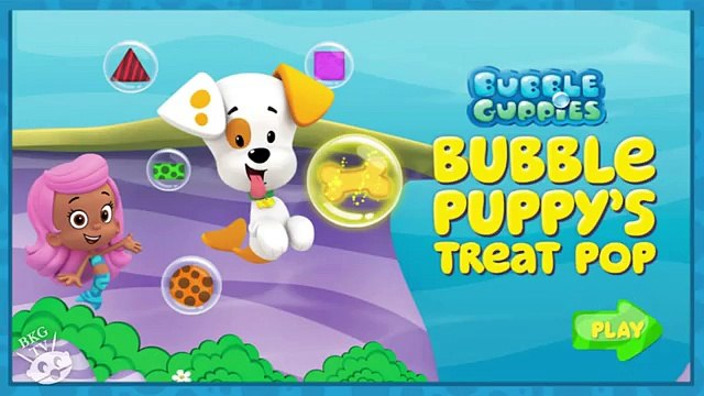 Bubble Guppies Full Episodes - Bubble Puppys Treat Pop - Bubble Guppies Games for Kids in English