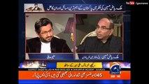 Malik Riaz blasts Geo - Jirga Saleem Safi 12 November