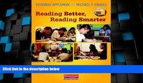 Big Sales  Reading Better, Reading Smarter: Designing Literature Lessons for Adolescents  Premium