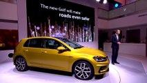 Volkswagen Weltpremiere - Der neue Golf Rede Dr. Herbert Diess
