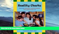 FREE DOWNLOAD  Reality Checks: Teaching Reading Comprehension with Nonfiction, K-5  DOWNLOAD