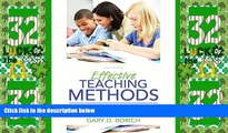 Buy NOW  Effective Teaching Methods: Research-Based Practice, Enhanced Pearson eText with