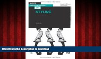 Buy book  Basics Fashion Design 08: Styling online to buy