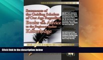 Deals in Books  Statements of the Guiding Scholars of Our Age Regarding Books   their Advice to