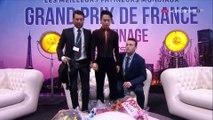Javier FERNANDEZ - Trophee de France 2016 - FS (B.ESP)