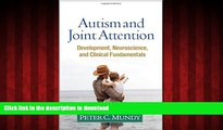 Best book  Autism and Joint Attention: Development, Neuroscience, and Clinical Fundamentals