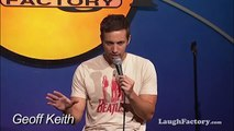 Geoff Keith - Condoms (Stand Up Comedy)