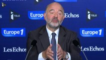 """Pierre Moscovici : """"Qu'ils oublient le référendum sur l'Europe"""""""