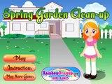 Spring Garden Clean - Fun Kids Game for Girls