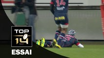 TOP 14 ‐ Essai Gio APLON (FCG) – Grenoble-Bordeaux-Bègles – J11 – Saison 2016/2017