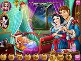 Disney Princess Games - Snow White Baby Feeding – Best Disney Games For Kids Snow White