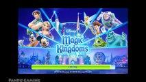 Disney Magic Kingdoms Gameplay Walkthrough iOS/Android