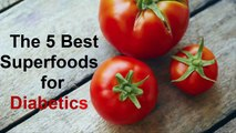 Top 5 Foods for Diabetes Control