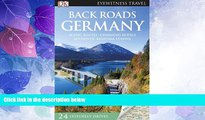 Big Deals  Back Roads Germany (DK Eyewitness Travel Back Roads)  Best Seller Books Most Wanted