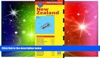 Must Have  New Zealand Travel Map Fourth Edition (Australia Regional Maps)  Premium PDF Full Ebook
