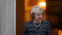 May's speech, UK inflation watch