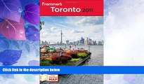 Big Deals  Frommer s Toronto 2011 (Frommer s Complete Guides)  Best Seller Books Best Seller