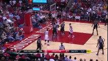 Tony Parker 16 Pts Highlights  Spurs vs Rockets  November 12, 2016  2016-17 NBA Season