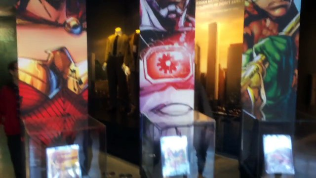 Suicide Squad - SUICIDE SQUAD Exhibit - Warner Brothers Studios
