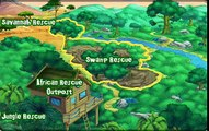 Go Diego Go! Adventure Games for Kids! Diegos African Off Road Rescue! *