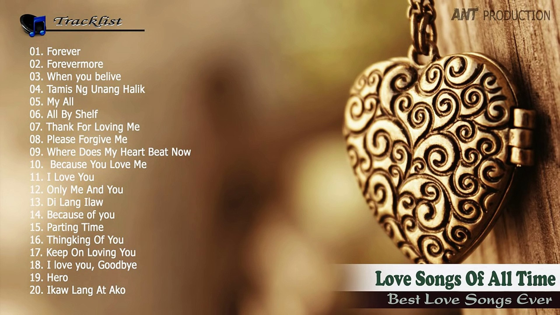 Nonstop love songs Greatets Hits Playlist - Best english love songs  collection