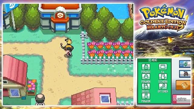 Lets Play Pokémon Heartgold Part 44: Auf dem Weg zur Pokémon-Liga!