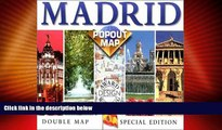 Big Deals  Madrid Popout Map: Double Map (Popout Maps)  Full Read Most Wanted