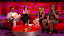 Micky Flanagan and Matthew McConaughey Talk About Mickys Wifes Monkey Feet