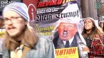 Aux États-Unis, les manifestations anti-Donald Trump ne faiblissent pas