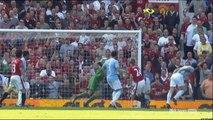 اهداف مباراة مانشستر يونايتد و مانشستر سيتي 4-3 الدوري الانجليزي موسم 09-10