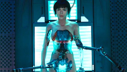 Ghost In The Shell With Scarlett Johansson   Full Movies