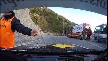 Rallye du Haut Pays Niçois 2016 ES6 Col St Roch - Lucéram Casciani Ludo Talbot Sunbeam ti