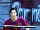Video HD PES 2008 - Argentine Vs Portugal