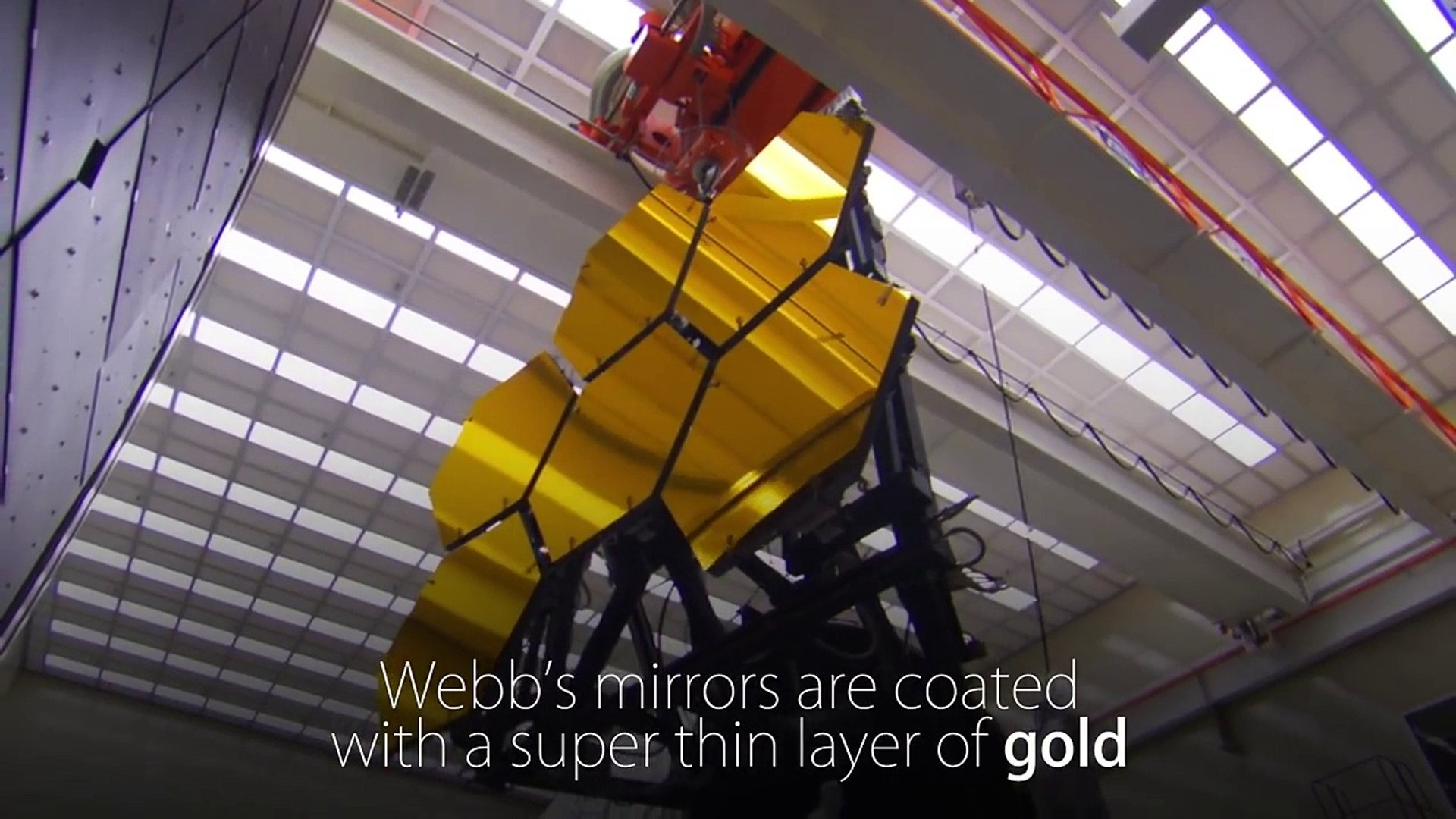 NASA VIDEO: Top Ten Facts about the James Webb Space Telescope - Deep Space Astronomy