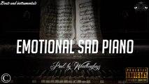 Emotional Sad Piano Hip Hop Beat Instrumental