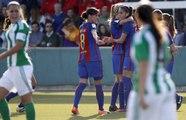 [HIGHLIGHTS] FUTBOL FEM (Lliga): Betis - FC Barcelona (1-1)