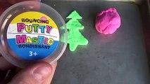 Play-Doh Christmas PRESENT Making!! Christmas Tree FUN!!! For KIDS!!