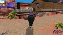 Барби на русском Приключения на ранчо ИГРА для детей, для девушек Прохождение new года Серия 11