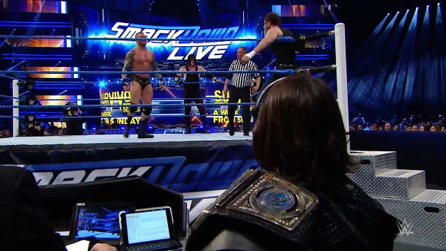 The war between Raw and SmackDown LIVE heats up