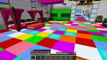 GETTING READY FOR A BIG SURPRISE w/ BABY ANGEL!!!- Minecraft - Baby Leah Adventures.