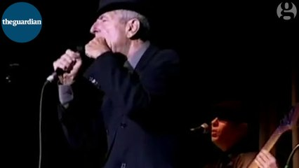 Sadness and Sorrow - Leonard Cohen