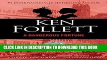 Best Seller A Dangerous Fortune Free Read