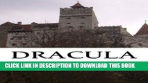 Best Seller Dracula: The Original Classic Horror Story (Dracula the Vampire) (Volume 1) Free