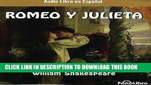 Best Seller Romeo y Julieta/ Romeo and Juliet (Spanish Edition) Free Read