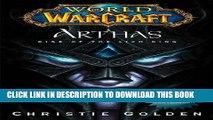 [PDF] World of Warcraft: Arthas: Rise of the Lich King (World of Warcraft (Pocket Star)) Popular
