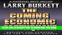 [PDF] The Coming Economic Earthquake: Revised and Expanded for the Clinton Agenda Popular Online