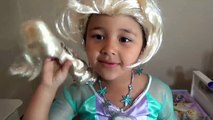 18 Halloween Costumes Disney Princess Anna Queen Elsa Maleficent Moana Rapunzel Cinderella part4