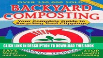 Best Seller Backyard Composting: Your Complete Guide to Recycling Yard Clippings Free Download
