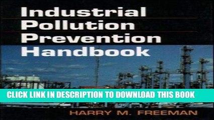 Best Seller Industrial Pollution Prevention Handbook Free Download