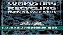 Ebook Composting and Recycling Municipal Solid Waste Free Download